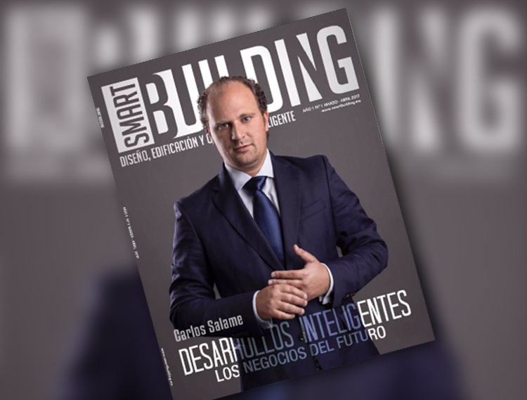 Revista Smart Building - Ejemplar No. 1