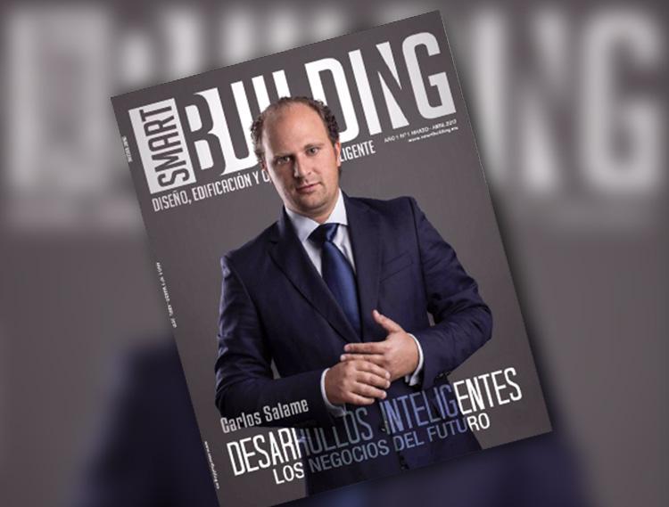 Revista Smart Building - Ejemplar No. 1