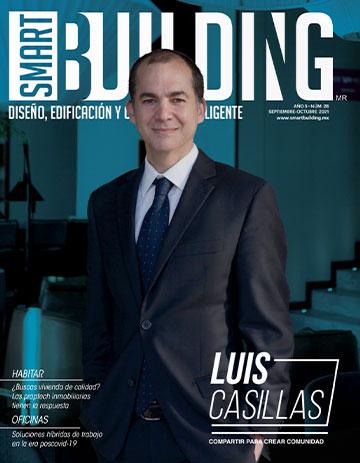 Portada Revista Smart Building